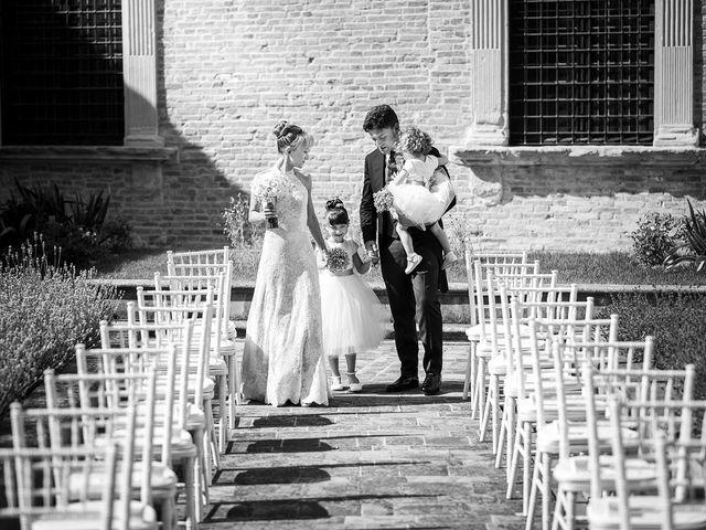 Il matrimonio di Matteo e Federica a Urbino, Pesaro - Urbino 3