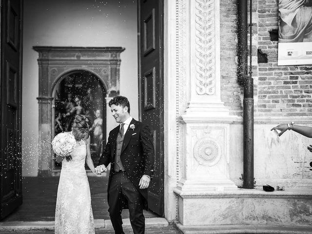 Il matrimonio di Matteo e Federica a Urbino, Pesaro - Urbino 11