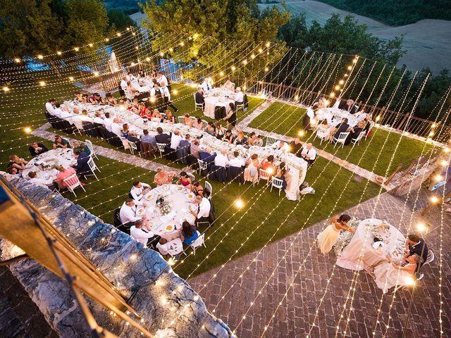 Il matrimonio di Matteo e Federica a Urbino, Pesaro - Urbino 39