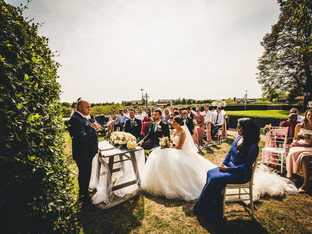 Il matrimonio di Raffaele e Victoria a Verona, Verona 4