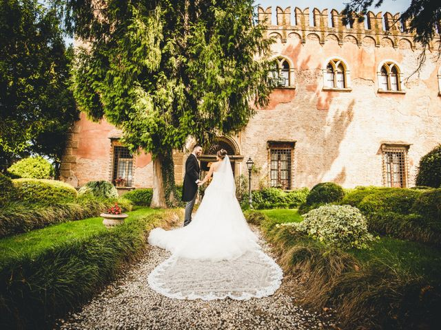 Il matrimonio di Raffaele e Victoria a Verona, Verona 15