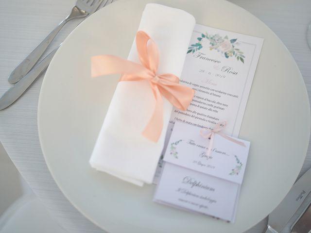 Il matrimonio di Francesco e Rosa a Amalfi, Salerno 32