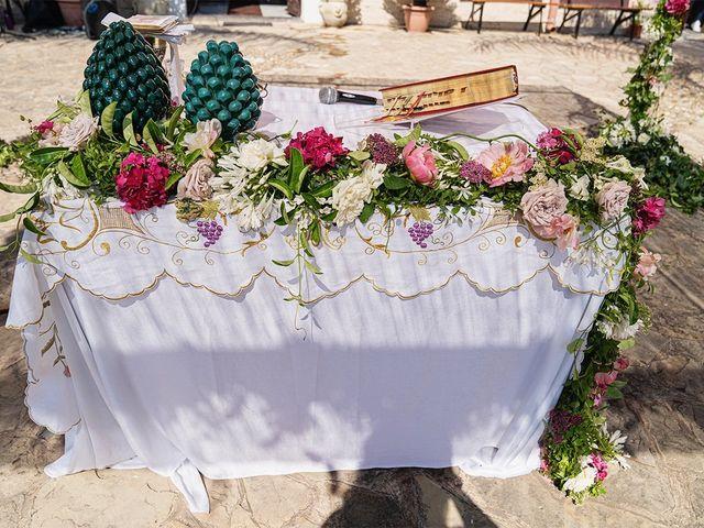 Il matrimonio di Salvatore e Simona a Partinico, Palermo 36