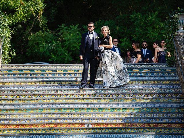 Il matrimonio di Salvatore e Simona a Partinico, Palermo 42