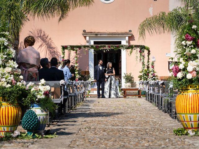 Il matrimonio di Salvatore e Simona a Partinico, Palermo 44