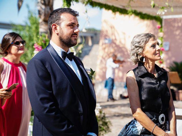 Il matrimonio di Salvatore e Simona a Partinico, Palermo 45
