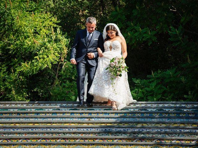 Il matrimonio di Salvatore e Simona a Partinico, Palermo 46