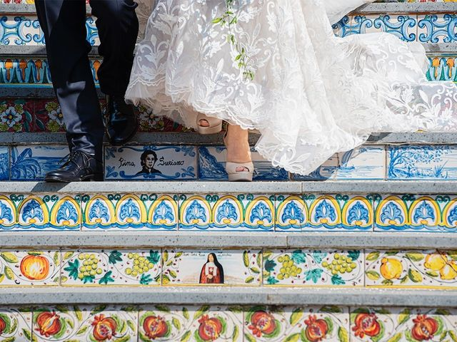 Il matrimonio di Salvatore e Simona a Partinico, Palermo 47