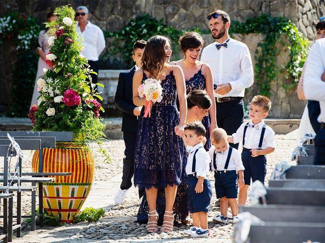 Il matrimonio di Salvatore e Simona a Partinico, Palermo 48