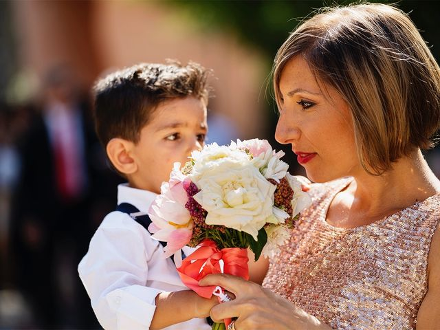 Il matrimonio di Salvatore e Simona a Partinico, Palermo 50
