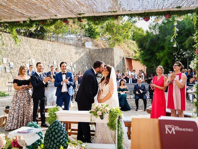 Il matrimonio di Salvatore e Simona a Partinico, Palermo 57