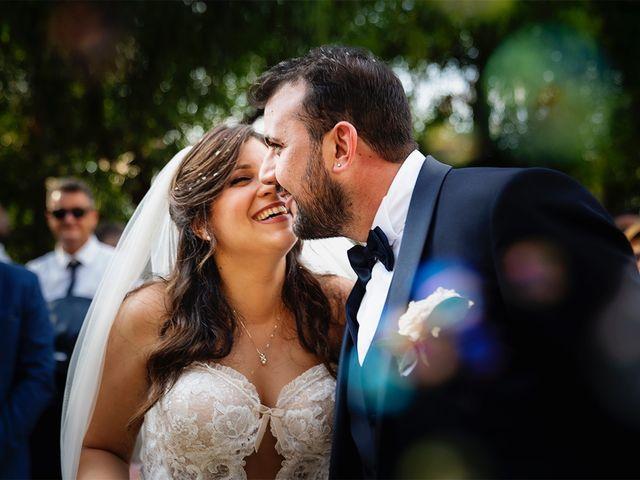 Il matrimonio di Salvatore e Simona a Partinico, Palermo 59
