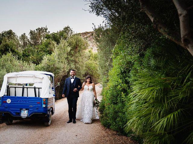 Il matrimonio di Salvatore e Simona a Partinico, Palermo 63