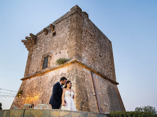 Il matrimonio di Salvatore e Simona a Partinico, Palermo 64