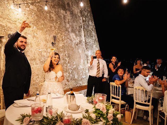 Il matrimonio di Salvatore e Simona a Partinico, Palermo 69