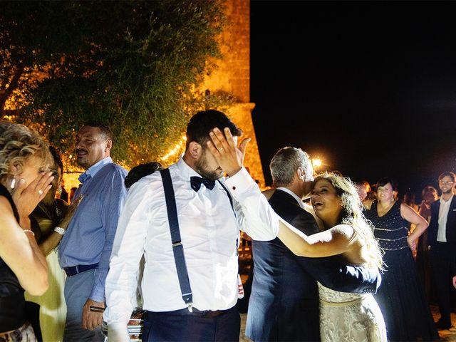 Il matrimonio di Salvatore e Simona a Partinico, Palermo 89