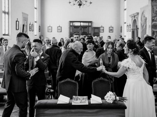 Il matrimonio di Filippo e Sabrina a Santo Stino di Livenza, Venezia 26