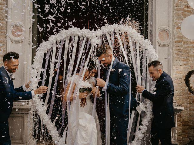 Il matrimonio di Filippo e Sabrina a Santo Stino di Livenza, Venezia 29