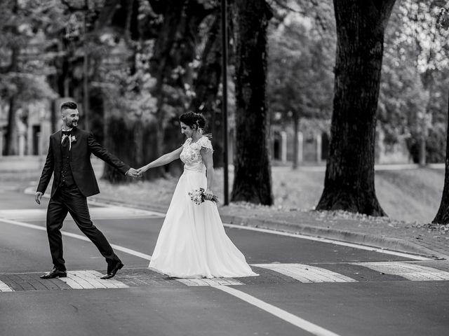 Il matrimonio di Filippo e Sabrina a Santo Stino di Livenza, Venezia 35