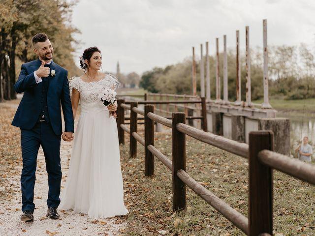Il matrimonio di Filippo e Sabrina a Santo Stino di Livenza, Venezia 39