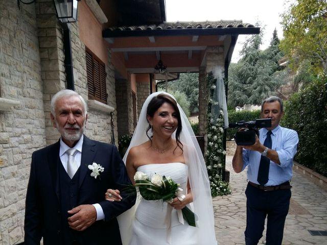Il matrimonio di Fabrizio Giovannini e Valeria Santimone a Assisi, Perugia 3