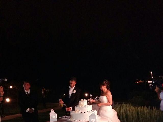 Il matrimonio di Fabrizio Giovannini e Valeria Santimone a Assisi, Perugia 6