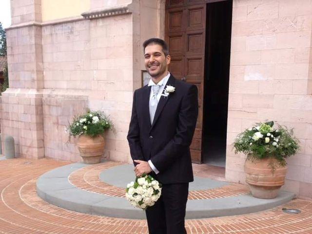Il matrimonio di Fabrizio Giovannini e Valeria Santimone a Assisi, Perugia 7