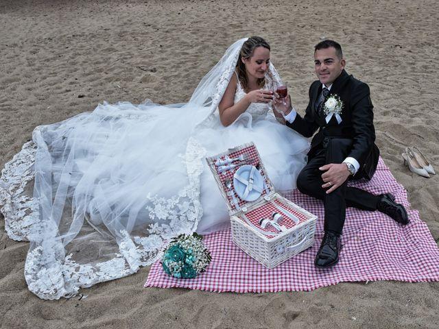 Le nozze di Monica e Albano