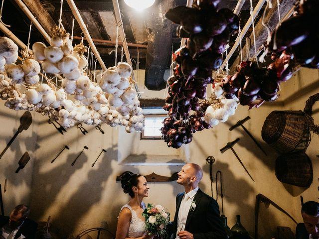 Le nozze di Eleonora e Matthew
