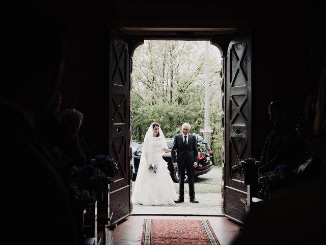 Il matrimonio di Stefano e Michela a Pavullo nel Frignano, Modena 38