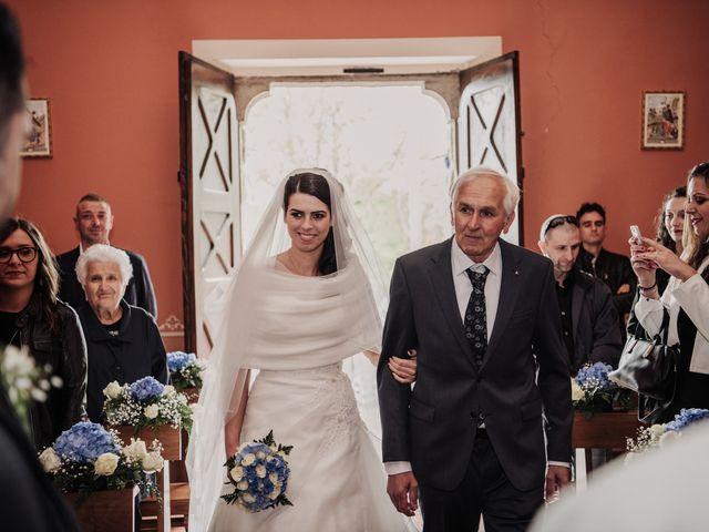 Il matrimonio di Stefano e Michela a Pavullo nel Frignano, Modena 39