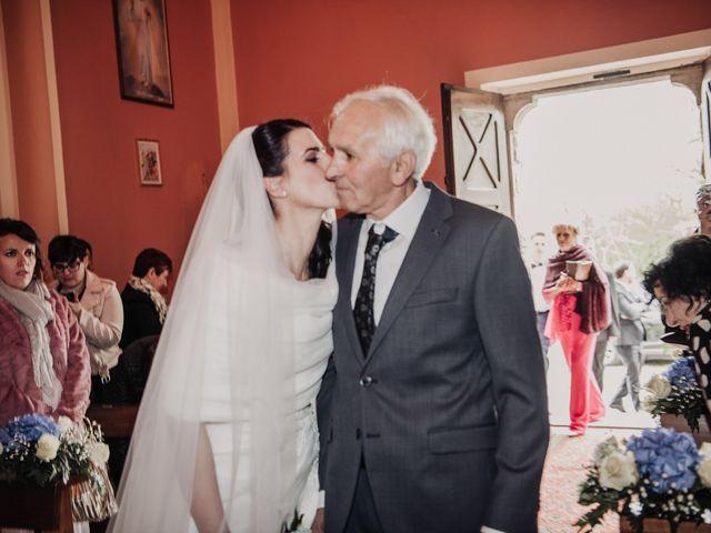 Il matrimonio di Stefano e Michela a Pavullo nel Frignano, Modena 40