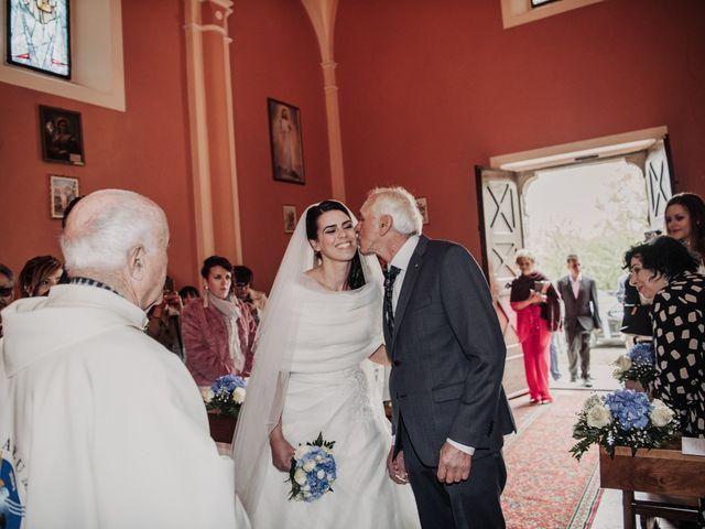 Il matrimonio di Stefano e Michela a Pavullo nel Frignano, Modena 41