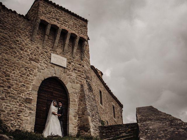 Il matrimonio di Stefano e Michela a Pavullo nel Frignano, Modena 57