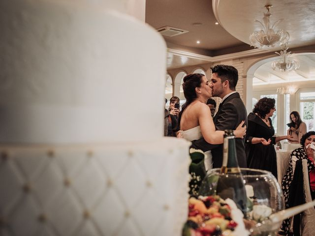 Il matrimonio di Stefano e Michela a Pavullo nel Frignano, Modena 103