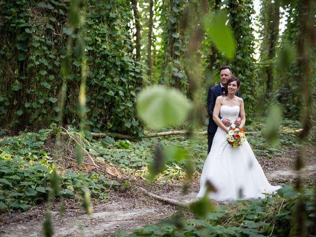 le nozze di Erika e Oro