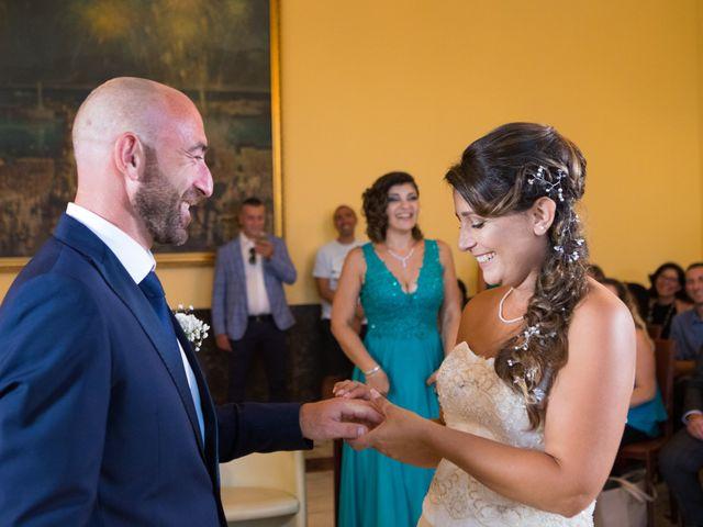 Il matrimonio di Marco e Giovanna a Messina, Messina 16