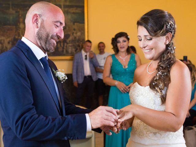Il matrimonio di Marco e Giovanna a Messina, Messina 17