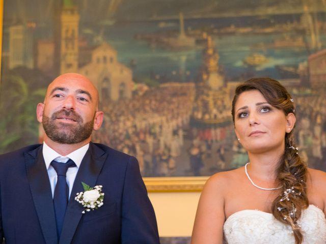 Il matrimonio di Marco e Giovanna a Messina, Messina 18
