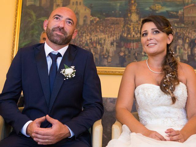 Il matrimonio di Marco e Giovanna a Messina, Messina 19