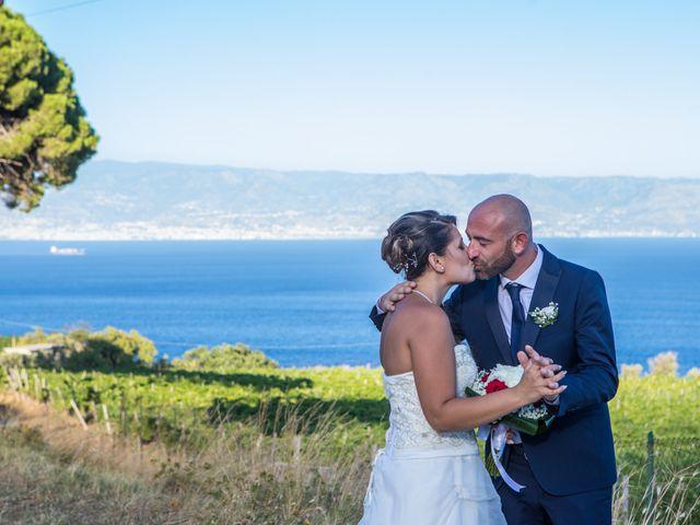 Il matrimonio di Marco e Giovanna a Messina, Messina 22