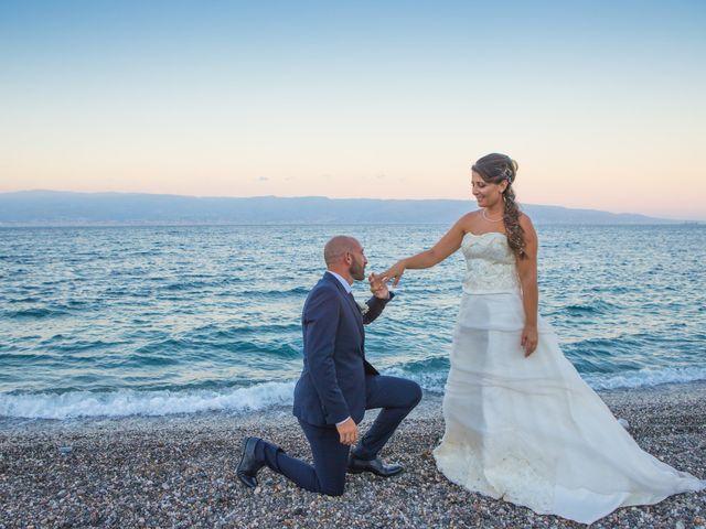Il matrimonio di Marco e Giovanna a Messina, Messina 35
