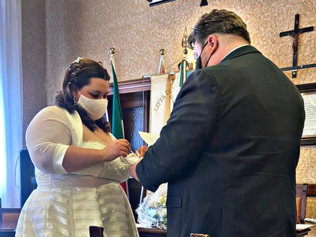 Il matrimonio di Mirko e Alizia a Mogliano Veneto, Treviso 4