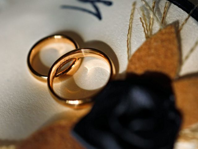 Il matrimonio di Michele e Marika a Montevecchia, Lecco 7