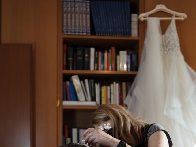 Il matrimonio di Michele e Marika a Montevecchia, Lecco 25