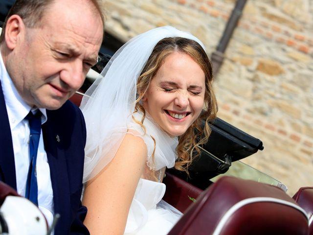 Il matrimonio di Michele e Marika a Montevecchia, Lecco 38