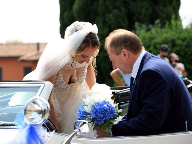 Il matrimonio di Michele e Marika a Montevecchia, Lecco 40