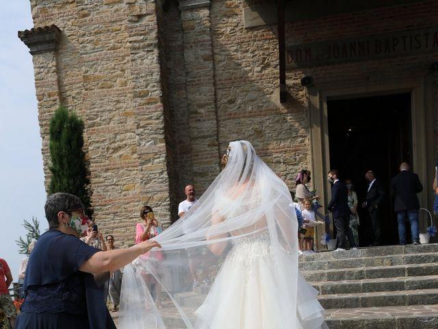 Il matrimonio di Michele e Marika a Montevecchia, Lecco 41