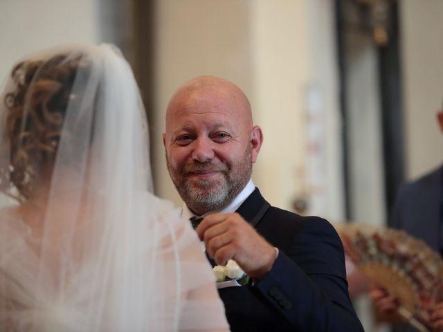 Il matrimonio di Michele e Marika a Montevecchia, Lecco 44