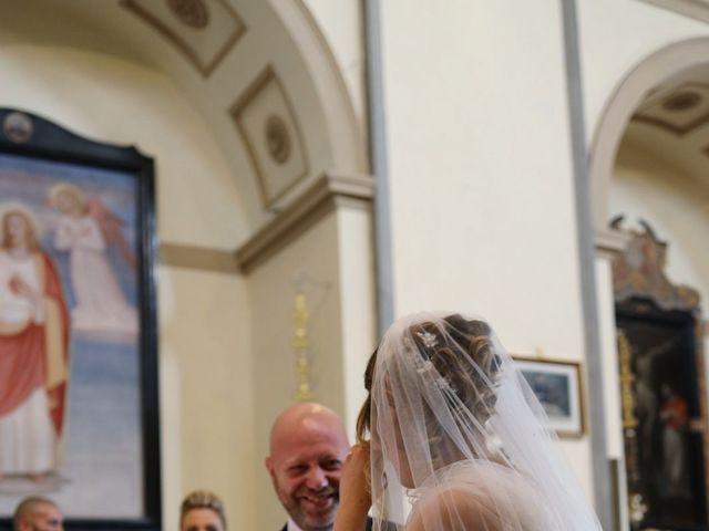 Il matrimonio di Michele e Marika a Montevecchia, Lecco 48